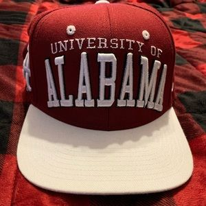 University of Alabama Crimson Tide snapback hat